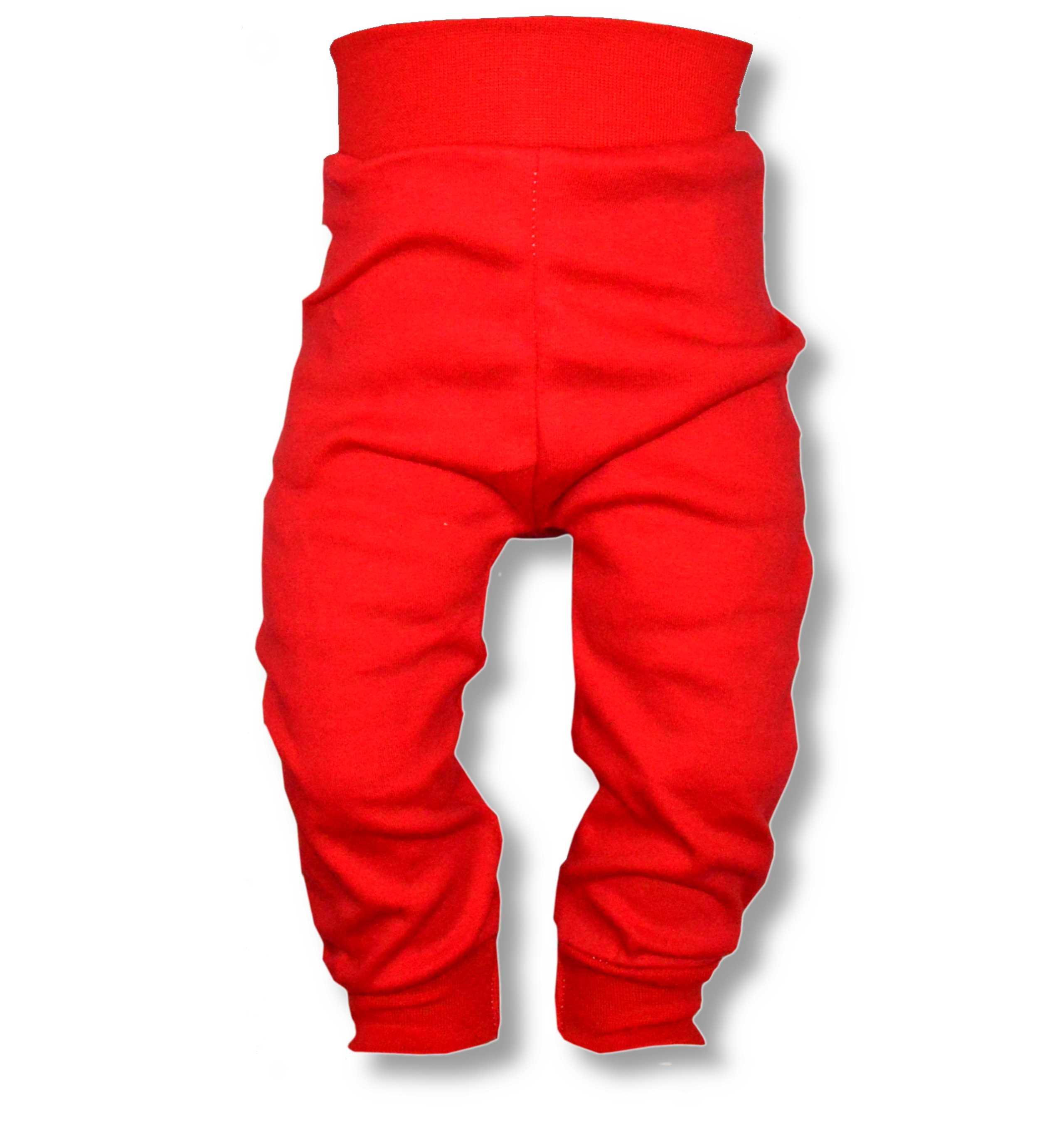 Spodnie 98 Czerwone Polskiego Producenta Dartomik