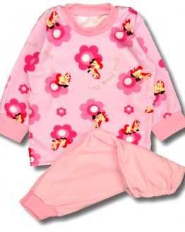 różowa piżamka w kucyki pony