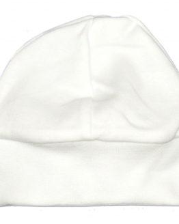 czapka biała 56 62