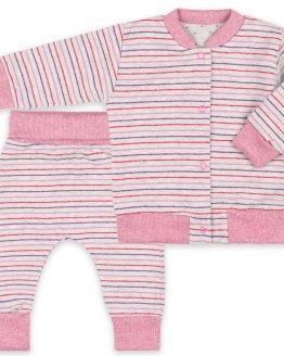 dresik niemowlęcy szary dla dziewczynki
