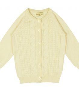 beżowy sweterek kardigam rozpinany dl aniemowlaka i dziecka